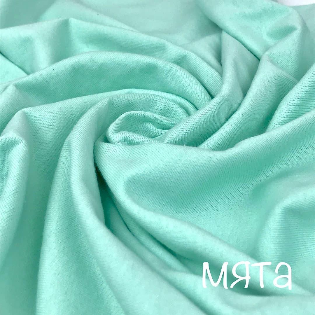 TUTTI FRUTTI мята - комплект постельного белья для новорожденных