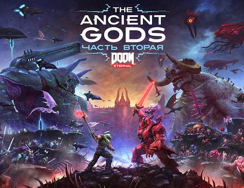 DOOM Eternal – The Ancient Gods, Часть 2 (для ПК, цифровой ключ)