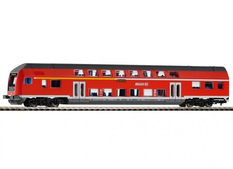 Двухэтажный пассажирский вагон DBbuzf778 DB Regio
