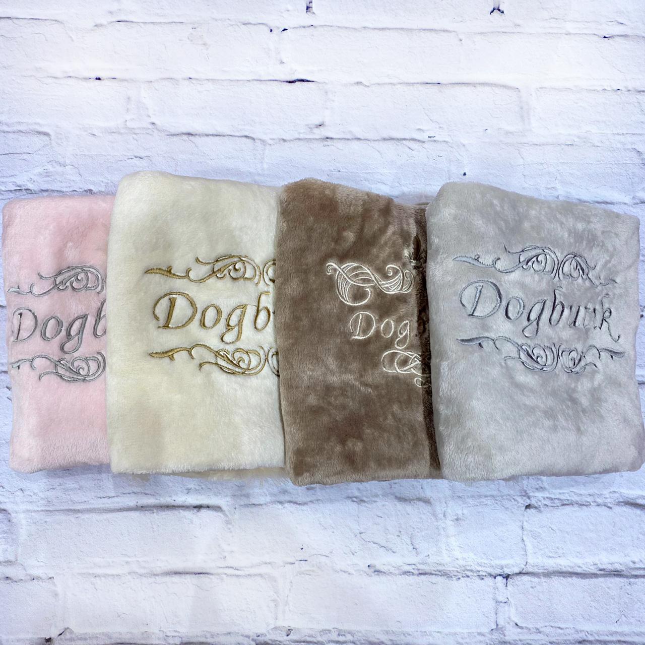 1598 DB - Плед для собаки