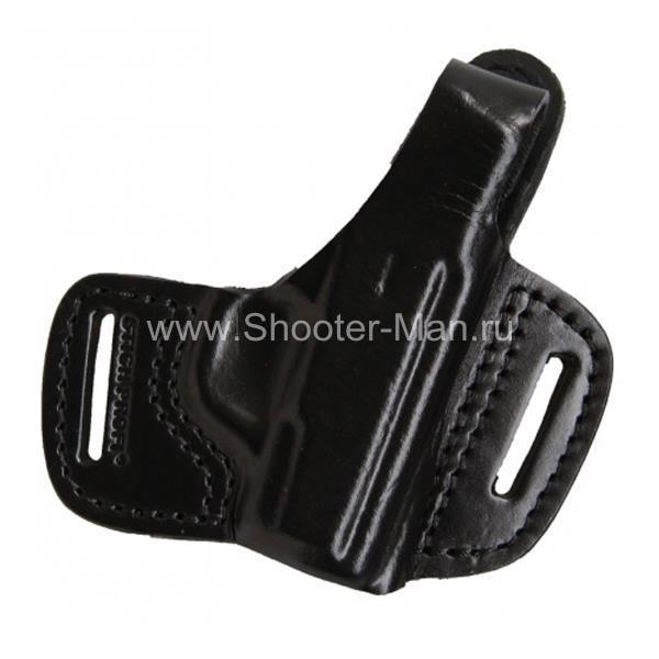 Кобура поясная для пистолета Shark ( модель № 2 ) Стич Профи