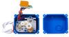 Моторизованный шаровой кран CWX-15Q (3/4 дюйма)