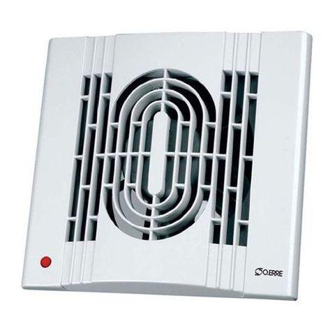 Осевой вытяжной вентилятор O.ERRE IN BB 10/4 A Long Life с автоматическими жалюзи
