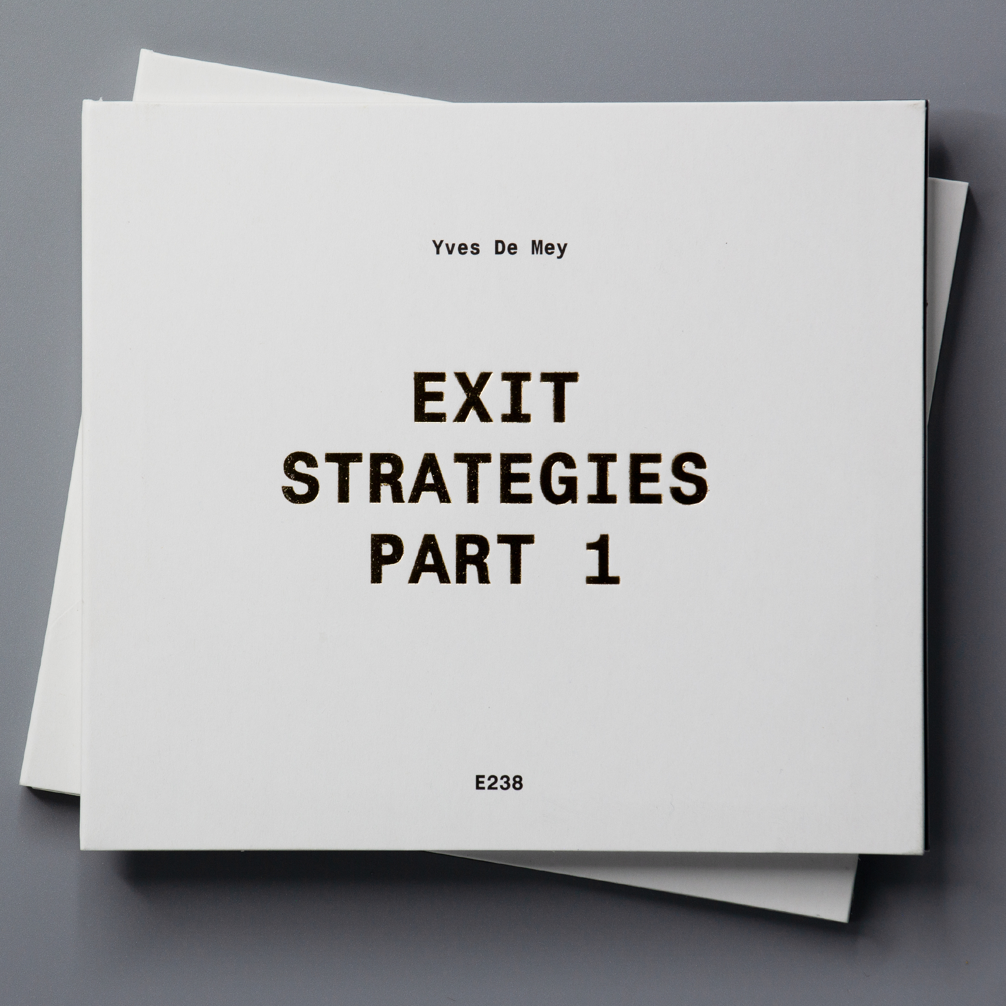 Exit Strategies Part 1
