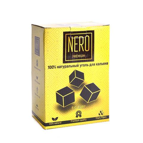 Уголь NERO 1 кг 25 мм