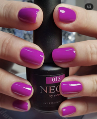 Купить неоновый фиолетовый гель-лак