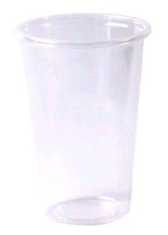 Пластиковый стакан 330 мл прозрачный