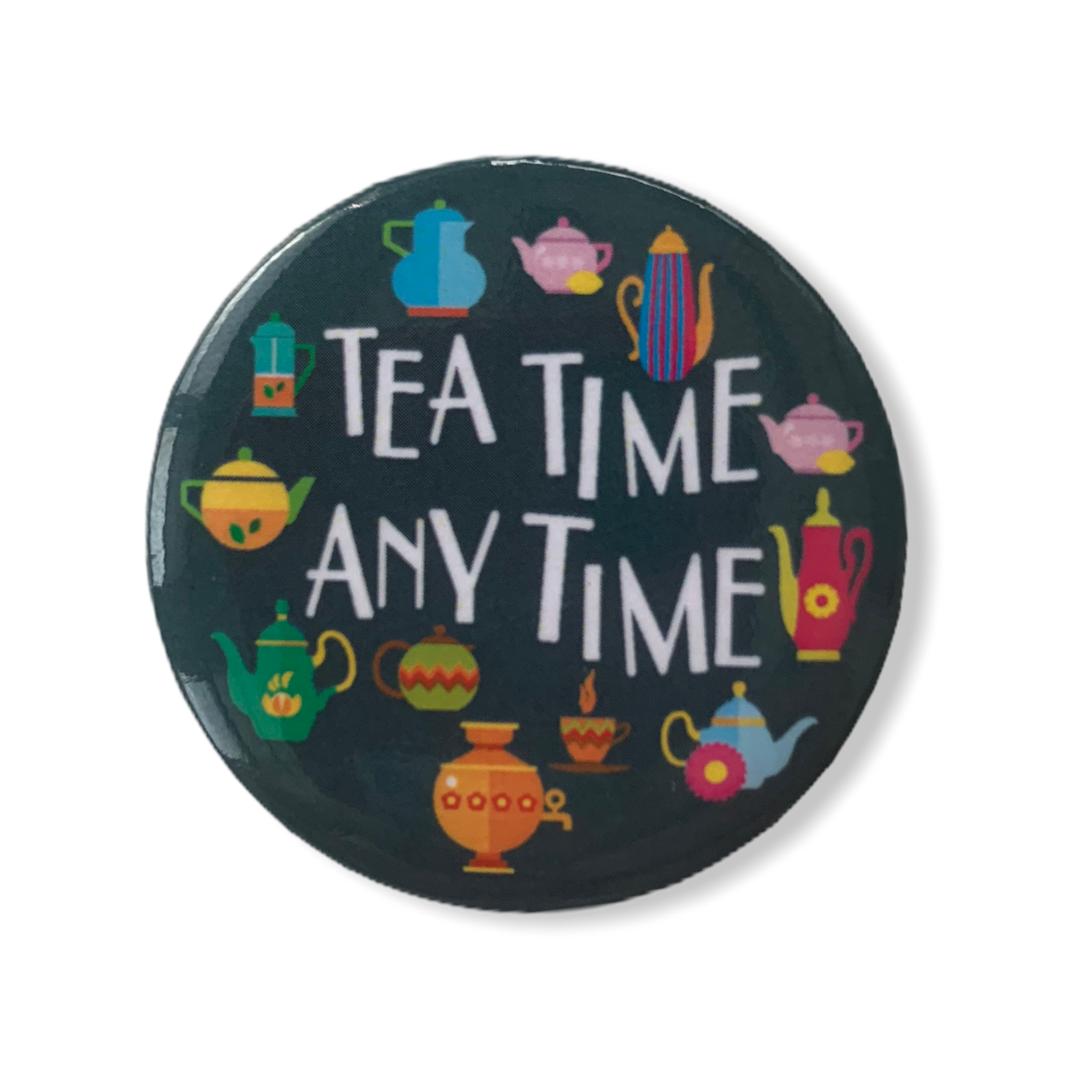 Значок Tea Time