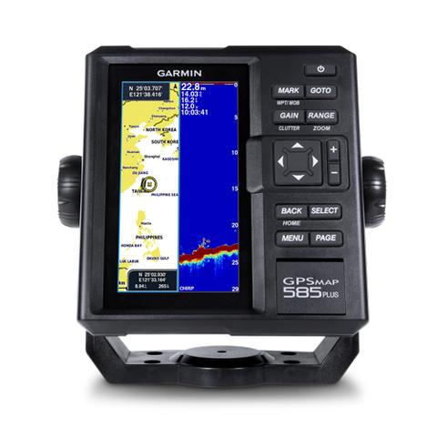Эхолот Garmin GPSMAP 585 Plus с трансдьюсером GT20 (NR010-01711-00GT20)