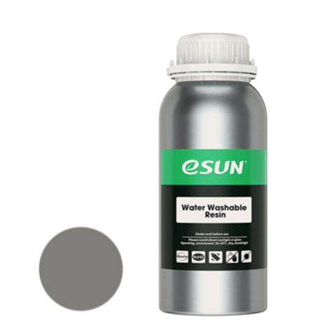 Фотополимер ESUN Water Washable серый (0,5 л)