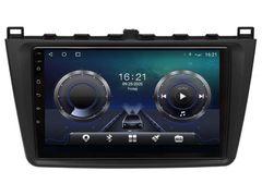 Магнитола для Mazda 6 (07-12) Android 10 6/128GB IPS DSP 4G модель CB-3078TS10