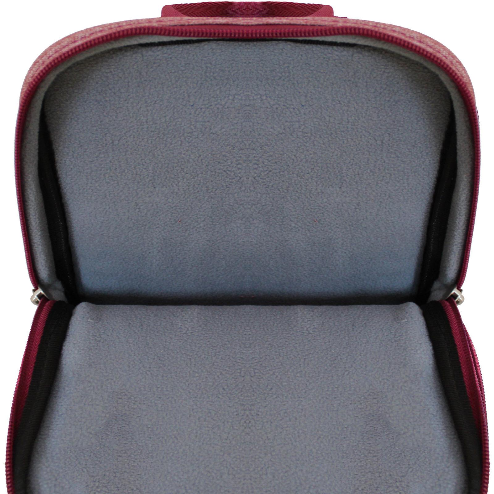 Рюкзак Bagland под планшет 2 л. 179 бордовый (0050969)
