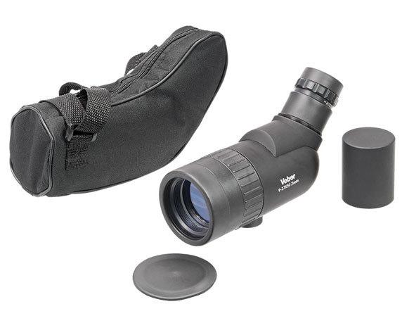 Комплект поставки зрительной трубы Veber Zoom