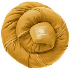 Трикотажный слинг-шарф manduca gold (золотистый)