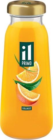 Сок IL PRIMO Апельсин Восстановленный 0,2 л ст/б Сады Придонья РОССИЯ