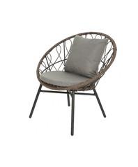 Кресло садовое Illumax Mallorca Brown