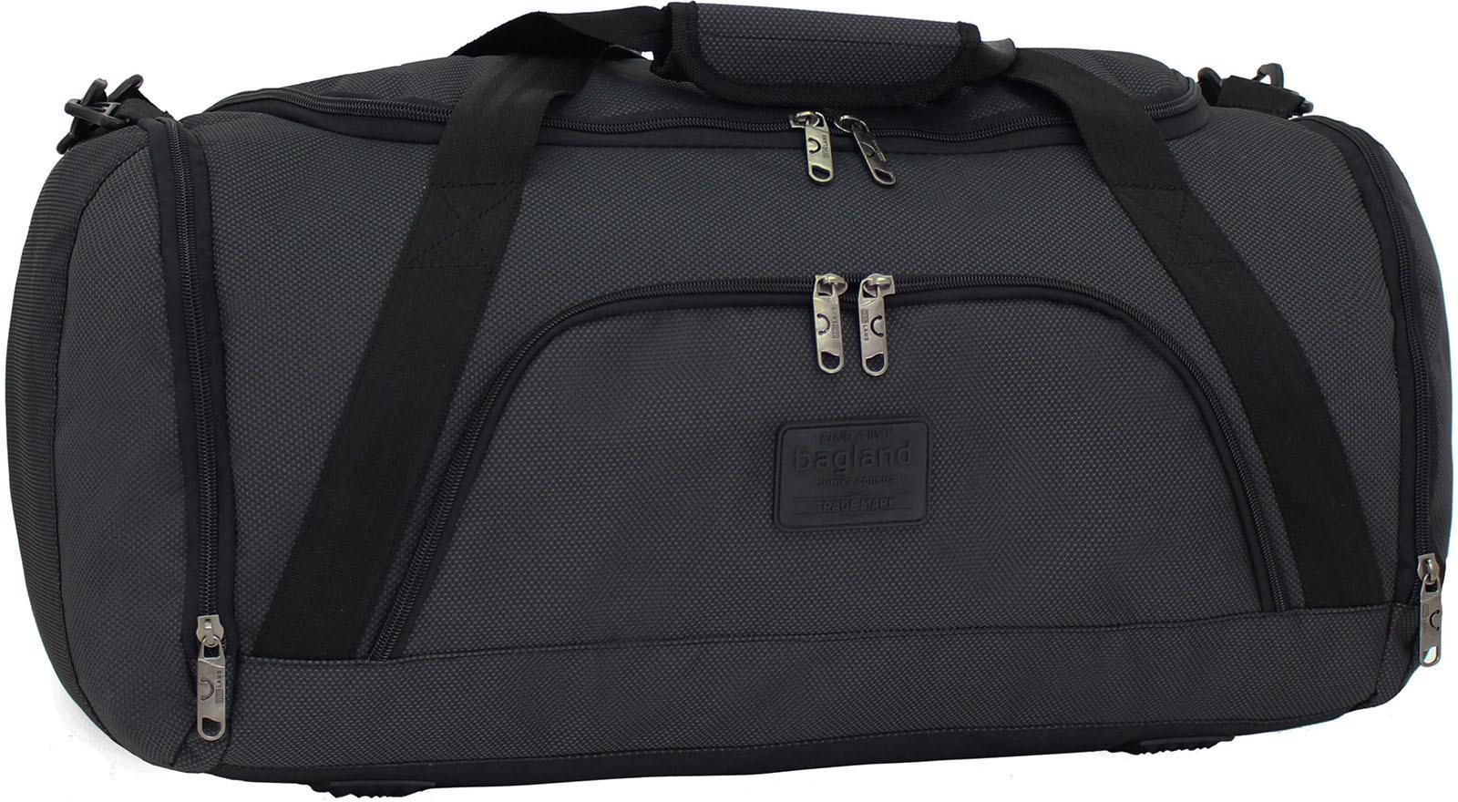 Дорожные сумки Сумка Bagland Верона 52 л. Чёрный (003221692) IMG_1239.JPG