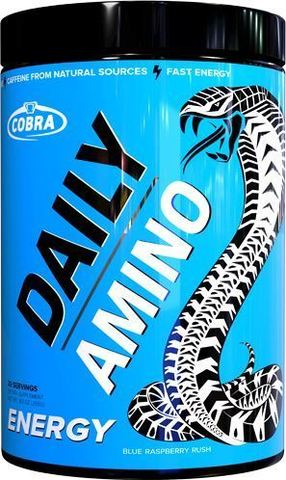 Аминокислоты Cobra Labs Daily Amino