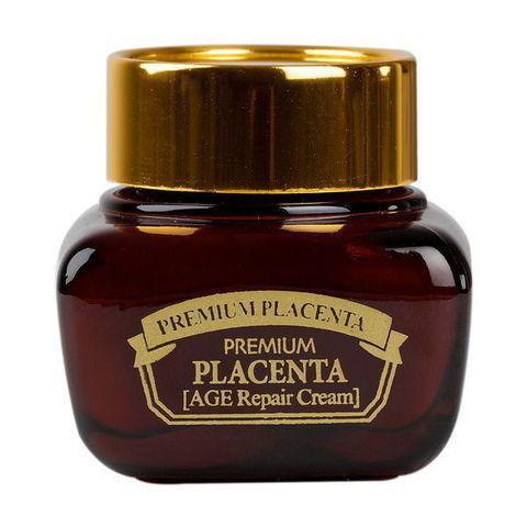 ПЛАЦЕНТА Крем для лица Premium Placenta Age Repair Cream, 50 мл 3W CLINIC