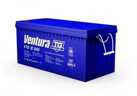 Аккумулятор гелевый тяговый VENTURA VTG 12 200 (2021)