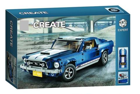 Конструктор Create 11293 Ford 1967 GT500