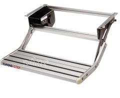Ступень электрическая Single Step V10 12V 550 алюминий