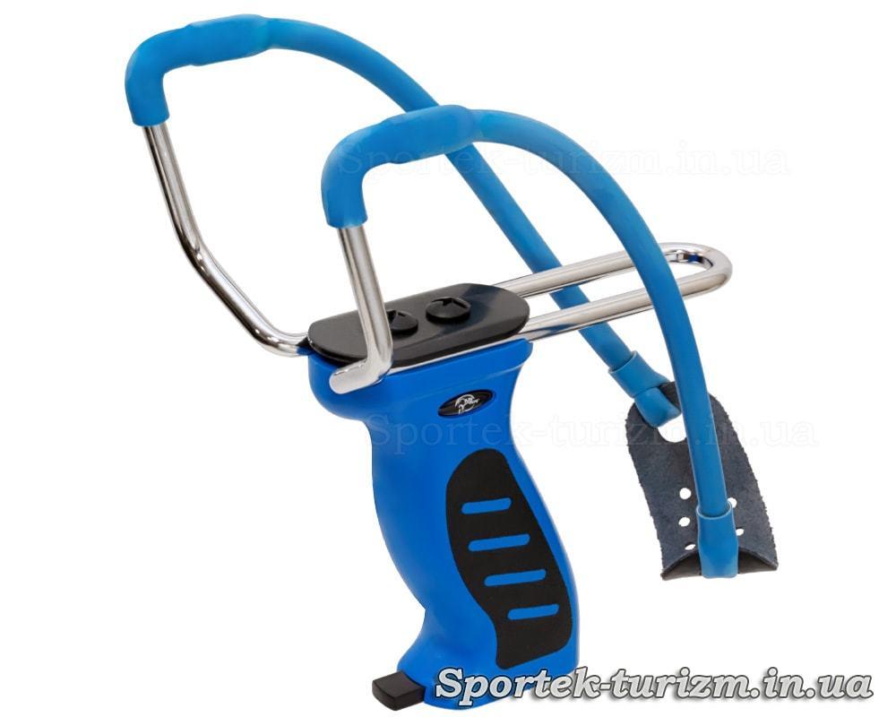 Рогатка Man Kung MK-SL08BL синя