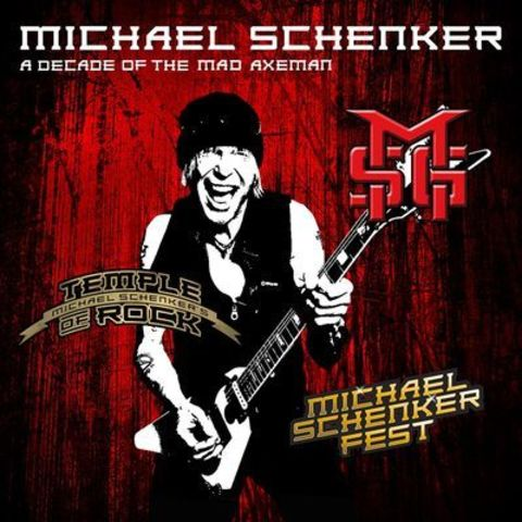 Inakustik CD, Schenker Michael: A Decade Of The Mad Axeman, 0169158