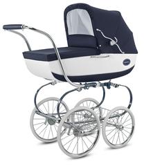 Детская коляска Inglesina Classica на шасси Balestrino Chrome