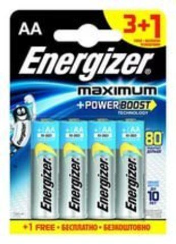 Батарейки Energizer MAX AA (2 шт)