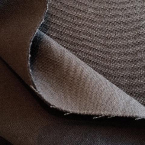 хлопок джинса серый графит корея