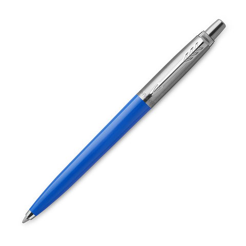 Parker Jotter Color - Blue, шариковая ручка, M