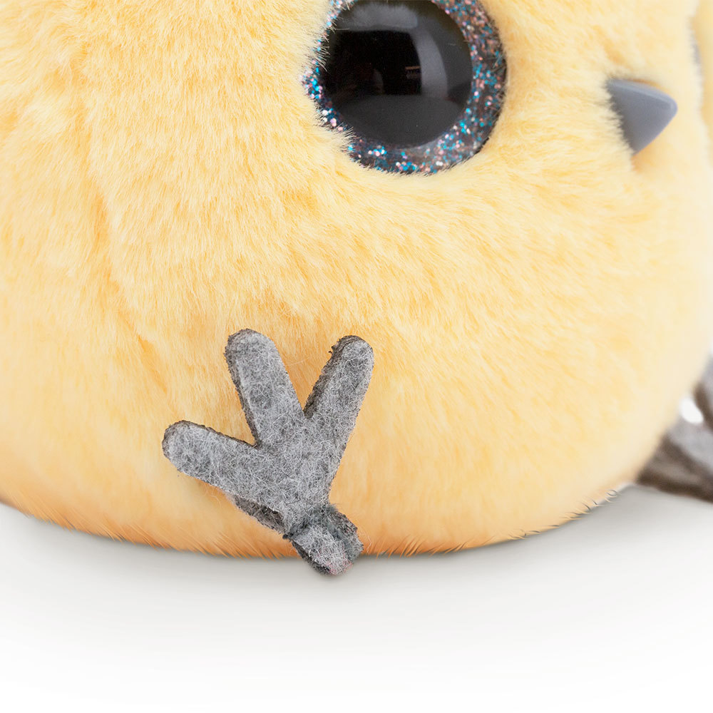 КТОтик желтый с бантиком Orange Toys
