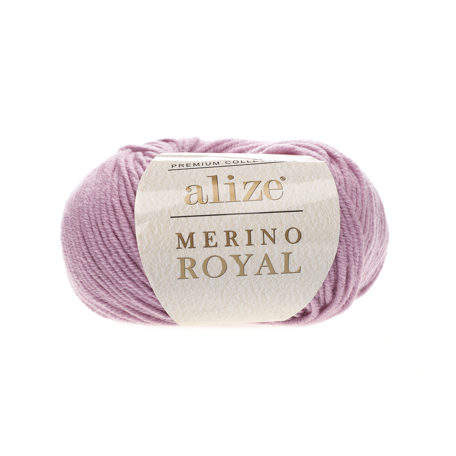 Alize Merino Royal сухая роза 198