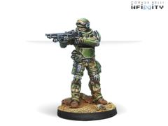 Marauder (вооружен Boarding Shotgun)
