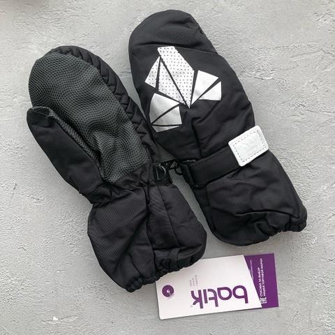 Batik Краги 470-22з-01 черный