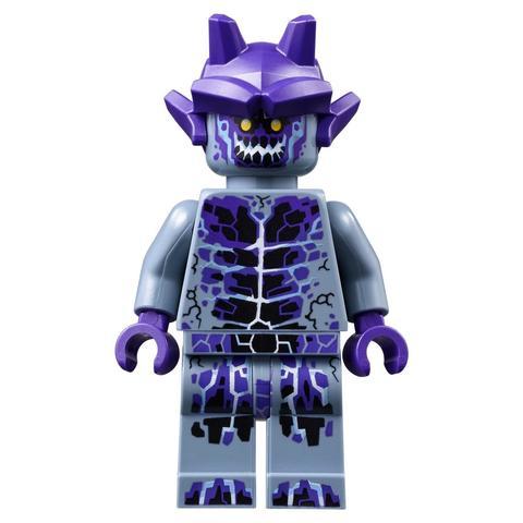 LEGO Nexo Knights: Летающая горгулья 70353 — The Heligoyle — Лего Нексо Найтс Рыцари Нексо