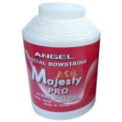 Тетивная нить для лука спортивного Angel Bowstring Material ASB Majesty Pro 250m White