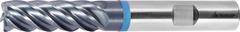 Твердосплавные фрезы со стружколомами TPC TiAlN