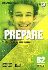 Prepare 2Ed 7 SB + Online Workbook