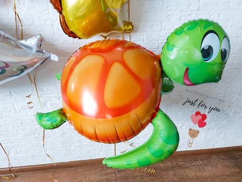 Воздушный шар черепаха