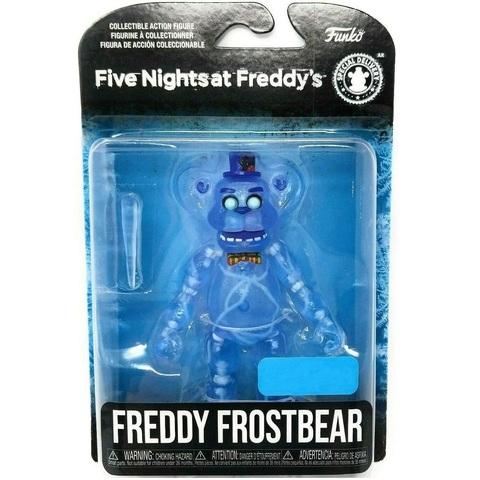 Пять Ночей с Фредди Фредди Фростбер