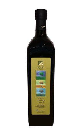 Оливковое масло Sellas нефильтрованное 1 л