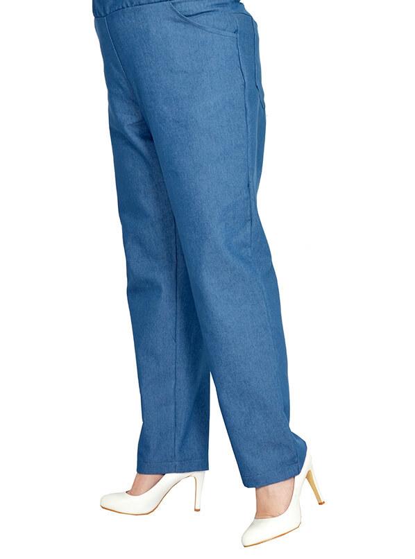 Джинсовые брюки Blue Denim