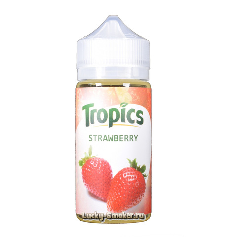Жидкость Tropics 100 мл Strawberry