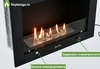 Полуавтоматический биокамин Lux Fire