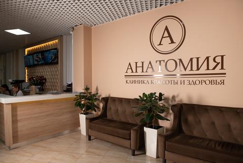 Сеть клиник красоты и здоровья Анатомия