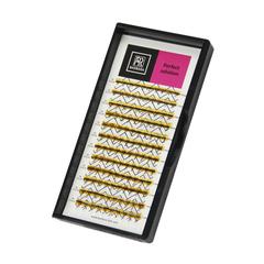 Ресницы Perfect solution готовые пучки 5D (12 линий)