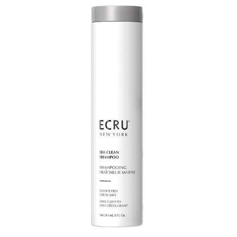 ECRU New York: Шампунь для волос очищающий (Signature Sea Clean Shampoo)