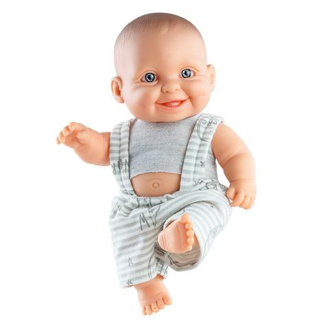 ПРЕДЗАКАЗ! Кукла-пупс Грег, 22 см, Паола Рейна
